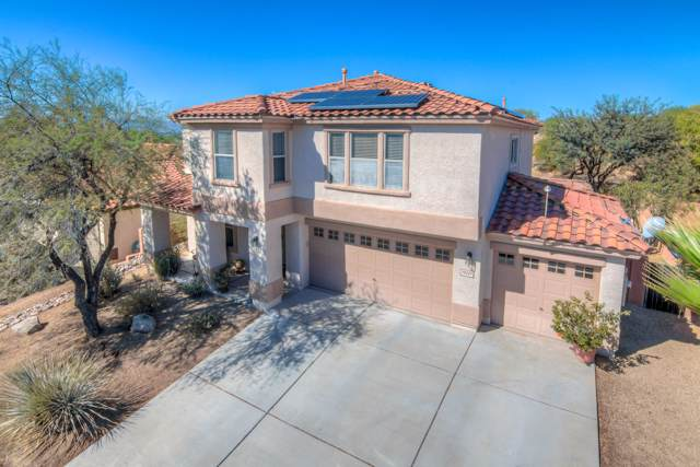 10229 N Pitchingwedge Lane, Oro Valley, AZ 85737 (#21924356) :: Long Realty - The Vallee Gold Team