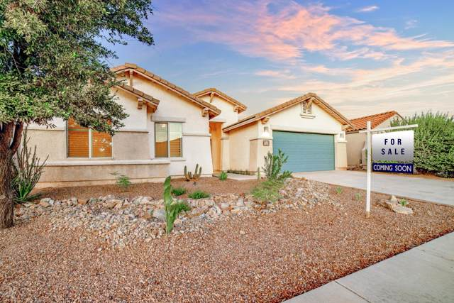 10036 N Blue Crossing Way, Tucson, AZ 85743 (#21924381) :: Long Realty - The Vallee Gold Team