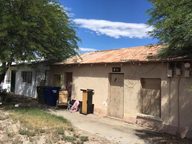 522 W 17Th Street, Tucson, AZ 85701 (#21924390) :: The Local Real Estate Group | Realty Executives