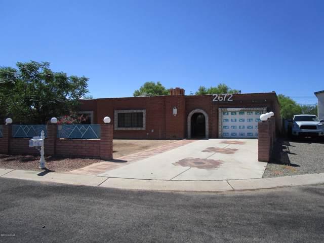 2672 W Solano Circle, Tucson, AZ 85746 (#21924397) :: Keller Williams
