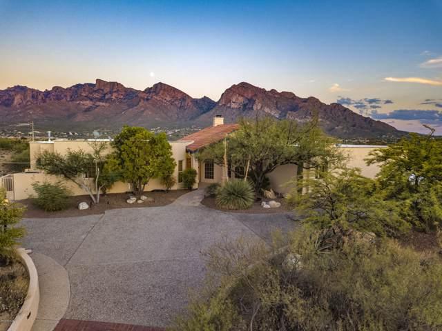 10818 N Pomegranate Drive, Oro Valley, AZ 85737 (#21924400) :: Luxury Group - Realty Executives Tucson Elite