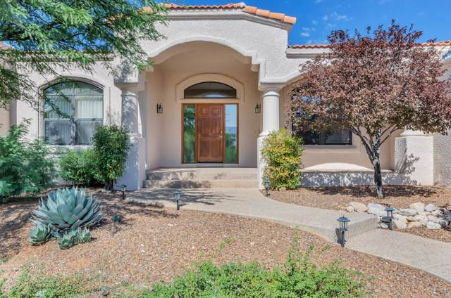 10173 E Desert Flower Place, Tucson, AZ 85749 (#21924406) :: The Local Real Estate Group | Realty Executives