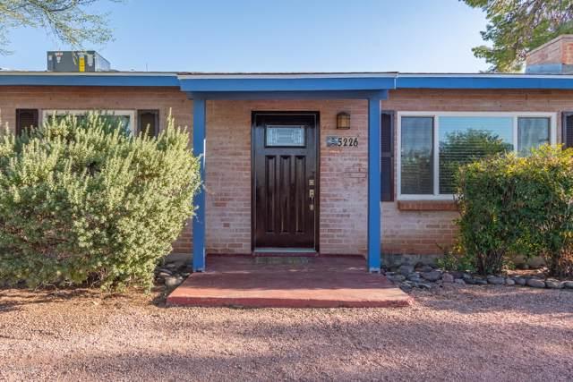 5226 E 8Th Street, Tucson, AZ 85711 (#21924425) :: The Local Real Estate Group | Realty Executives