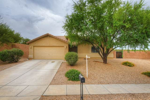 621 W Sulleys Place, Vail, AZ 85641 (MLS #21924454) :: The Property Partners at eXp Realty