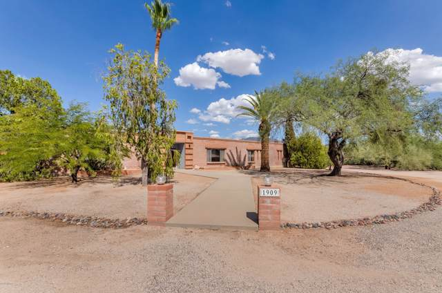 1909 W Omar Drive, Tucson, AZ 85704 (#21924463) :: Luxury Group - Realty Executives Tucson Elite
