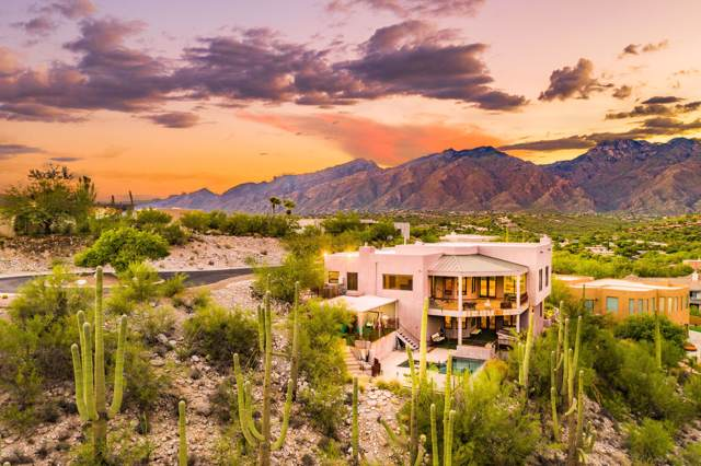 6320 E Valle Di Cadore, Tucson, AZ 85750 (#21924465) :: Long Realty - The Vallee Gold Team