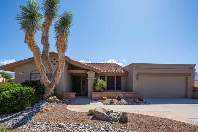 14476 N Lone Wolf Lane, Oro Valley, AZ 85755 (#21924466) :: Long Realty Company