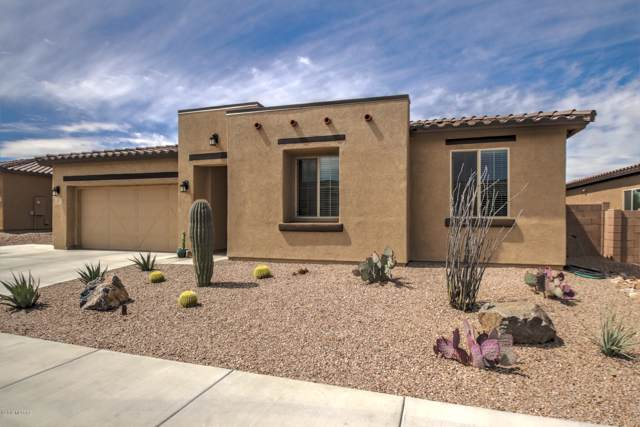 1112 W Golden Meadow, Sahuarita, AZ 85629 (MLS #21924496) :: The Property Partners at eXp Realty