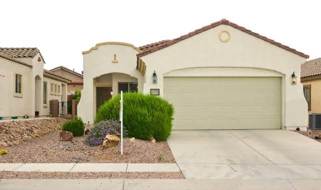 566 W Calle Montero, Sahuarita, AZ 85629 (MLS #21924511) :: The Property Partners at eXp Realty