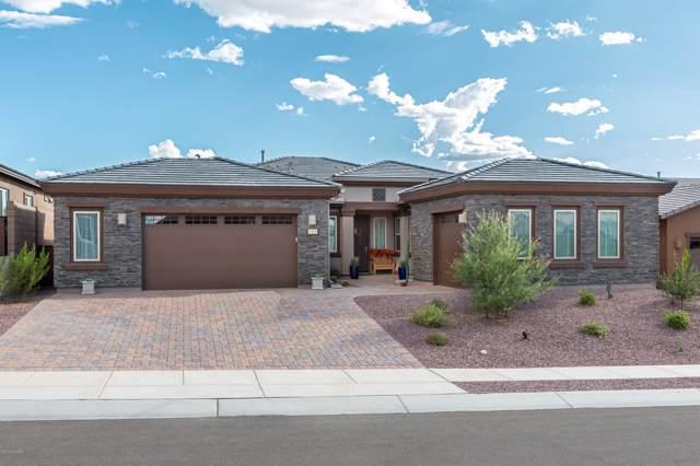 743 W Aviator Crossing Drive, Oro Valley, AZ 85755 (#21924514) :: Long Realty Company