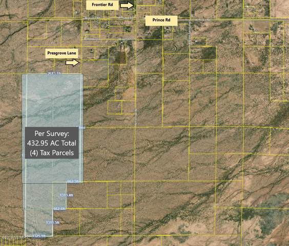 432 Acres Off Frontier & Prince Road, Mc Neal, AZ 85617 (#21924516) :: Long Realty Company