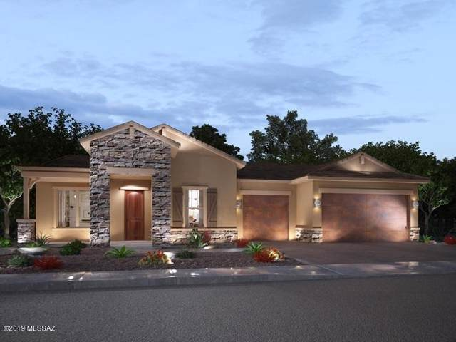 11375 N Ridgeway Village Place, Oro Valley, AZ 85737 (#21924530) :: Long Realty Company
