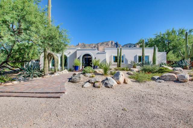 6920 N Alvernon Way, Tucson, AZ 85718 (MLS #21924543) :: The Property Partners at eXp Realty
