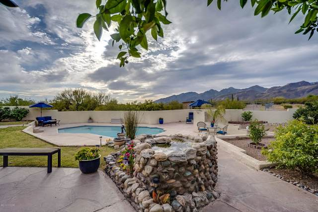 10675 E Calle Vaqueros, Tucson, AZ 85749 (#21924570) :: The Local Real Estate Group | Realty Executives