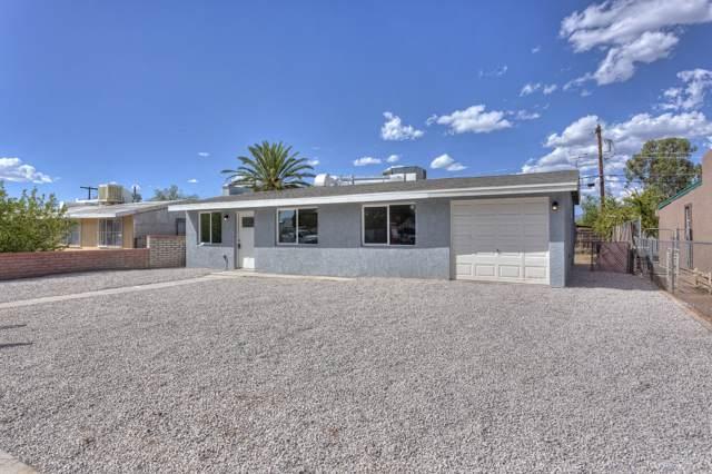 3757 E Ellington Place, Tucson, AZ 85713 (#21924597) :: Long Realty Company