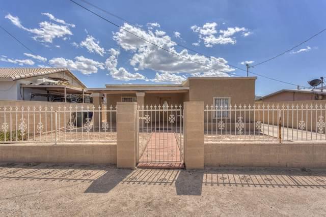 807 W Calle Progreso, Tucson, AZ 85705 (#21924599) :: Long Realty Company