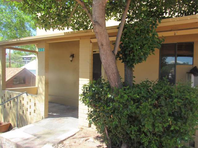 420 W Walnut Street, Nogales, AZ 85621 (#21924604) :: Long Realty Company