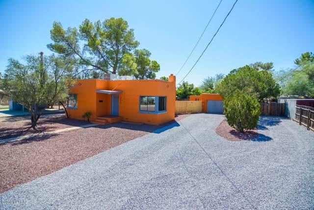 3308 E Fairmount Street, Tucson, AZ 85716 (#21924608) :: Long Realty Company