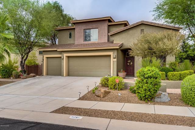 11797 N Mesquite Hollow Drive, Oro Valley, AZ 85737 (#21924614) :: Long Realty Company