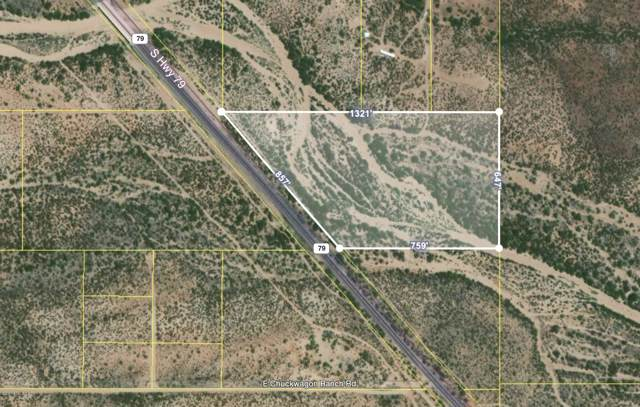 Lot 5 S Hwy 79, Saddlebrooke, AZ 85739 (#21924622) :: Long Realty Company