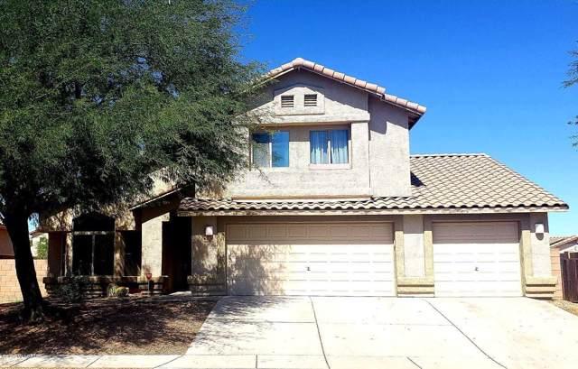 6586 W Cedar Branch Way, Tucson, AZ 85757 (#21924641) :: The Local Real Estate Group   Realty Executives