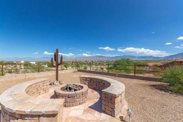 11372 S Cienega Dam Place, Vail, AZ 85641 (MLS #21924653) :: The Property Partners at eXp Realty