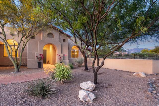 12316 N Cloud Ridge Drive, Oro Valley, AZ 85755 (#21924662) :: Long Realty Company