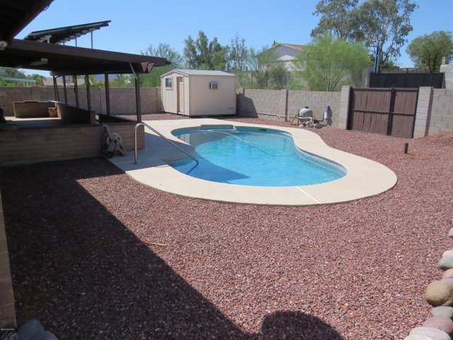 4132 W Barque Drive, Tucson, AZ 85741 (#21924675) :: Long Realty Company