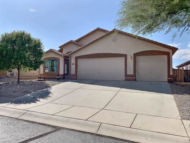 8787 N Finfrock Drive, Tucson, AZ 85743 (#21924777) :: Long Realty - The Vallee Gold Team