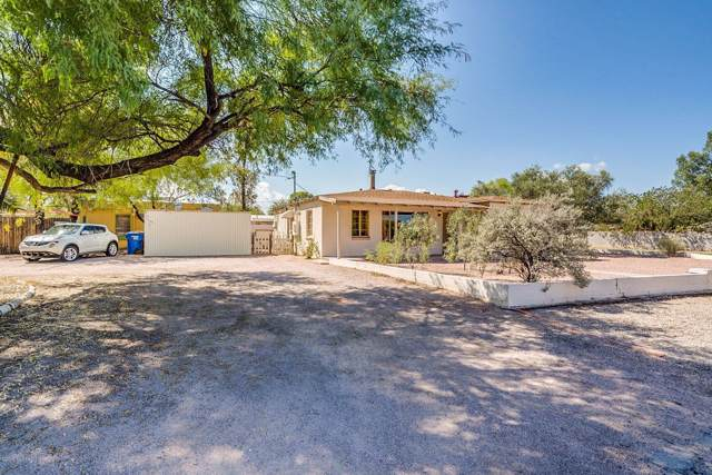 4202 E North Street, Tucson, AZ 85712 (#21924804) :: Long Realty - The Vallee Gold Team