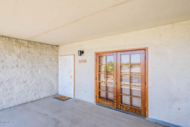 7777 E Golf Links Road #2209, Tucson, AZ 85730 (#21924922) :: Tucson Property Executives