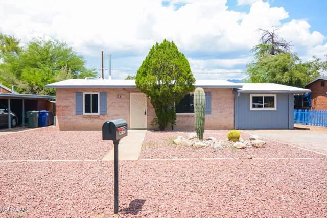 4337 E Lester Street, Tucson, AZ 85712 (#21924972) :: Long Realty - The Vallee Gold Team