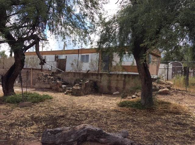 120 S Clark Road, Mammoth, AZ 85618 (#21924996) :: Tucson Property Executives