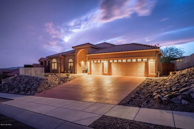 60916 Eagle Mountain Drive, Tucson, AZ 85739 (#21925011) :: Tucson Property Executives