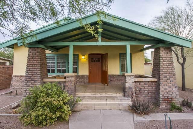 220 E Mabel Street, Tucson, AZ 85705 (#21925048) :: Tucson Property Executives