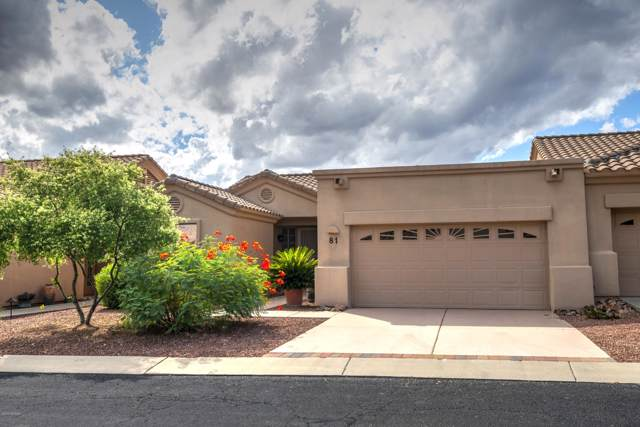13401 N Rancho Vistoso Boulevard #81, Oro Valley, AZ 85755 (#21925107) :: Long Realty - The Vallee Gold Team