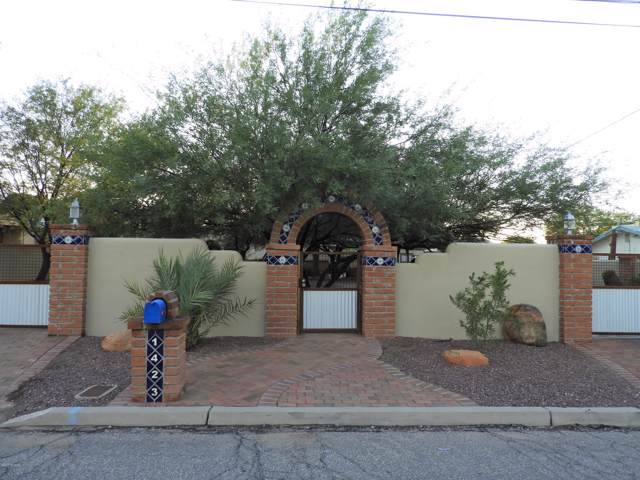 1423 N Bryant Avenue, Tucson, AZ 85712 (#21925137) :: Long Realty - The Vallee Gold Team