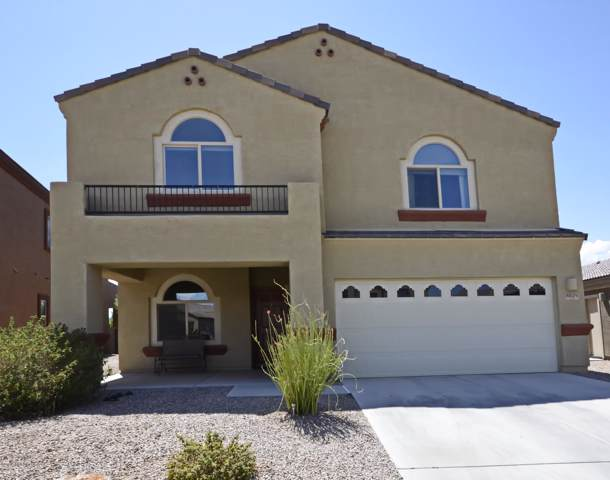 8629 N Continental Links Drive, Tucson, AZ 85743 (#21925153) :: Long Realty - The Vallee Gold Team
