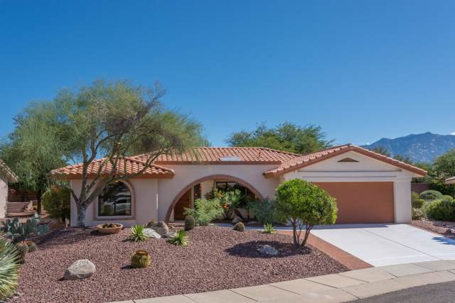 14680 N Wonderview Drive, Oro Valley, AZ 85755 (#21925317) :: Gateway Partners | Realty Executives Tucson Elite