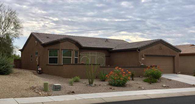 840 W Bosch Drive, Green Valley, AZ 85614 (#21925334) :: Long Realty - The Vallee Gold Team