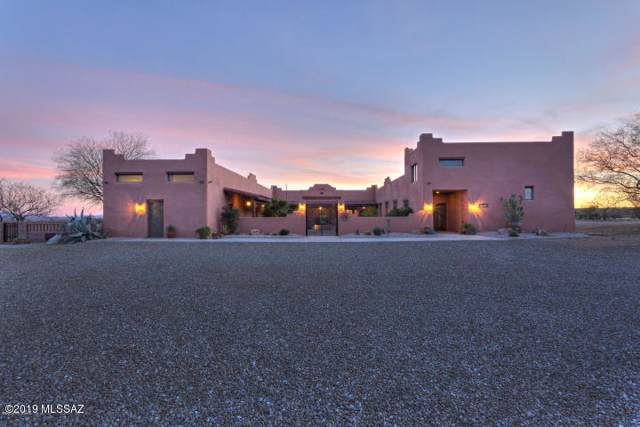 4235 W Calle Uno, Green Valley, AZ 85622 (#21925342) :: Long Realty - The Vallee Gold Team