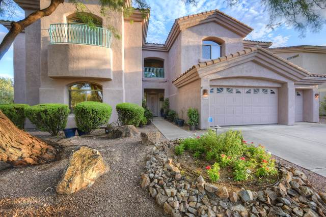 2250 N Catalina Vista Loop, Tucson, AZ 85749 (#21925404) :: Long Realty - The Vallee Gold Team