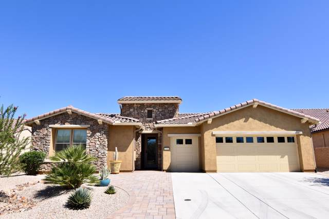 2545 E Page Mill Drive, Green Valley, AZ 85614 (#21925458) :: Long Realty - The Vallee Gold Team