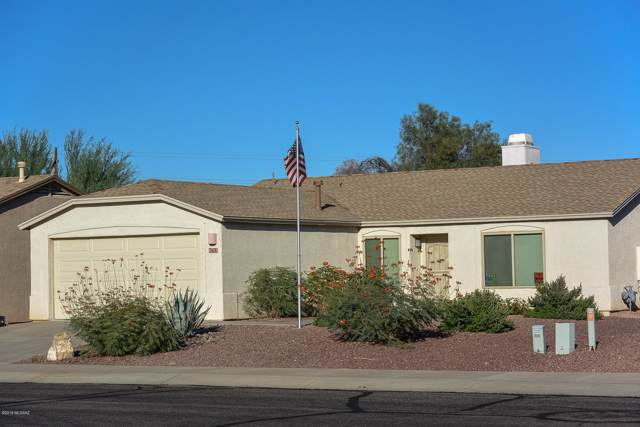 8702 N Silver Moon Way, Tucson, AZ 85743 (#21925491) :: Long Realty - The Vallee Gold Team