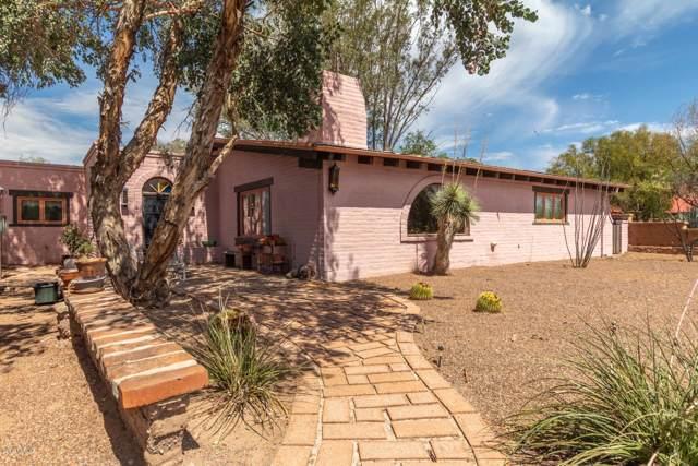 2 Burruel Street, Tubac, AZ 85646 (#21925574) :: Tucson Property Executives