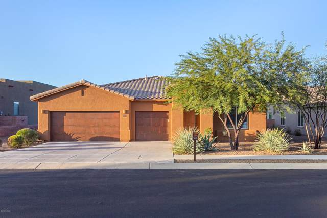 3871 W Sonoma Ranch Place, Marana, AZ 85658 (#21925597) :: Long Realty - The Vallee Gold Team