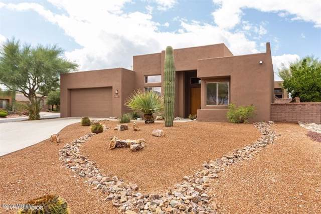 13801 N Topflite Drive, Oro Valley, AZ 85755 (#21925697) :: Long Realty - The Vallee Gold Team