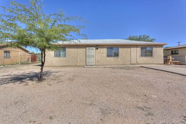 958 W Calle Alvord, Tucson, AZ 85706 (#21925719) :: Long Realty - The Vallee Gold Team