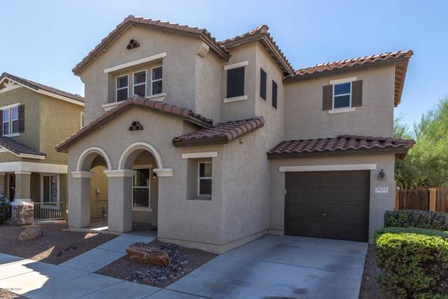 7628 E Desert Overlook Drive, Tucson, AZ 85710 (#21925758) :: Gateway Partners | Realty Executives Tucson Elite