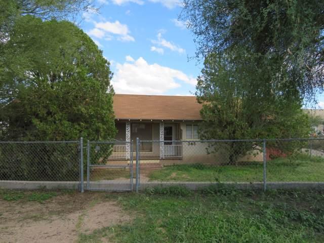 345 S San Pedro Street, Benson, AZ 85602 (MLS #21925846) :: The Property Partners at eXp Realty